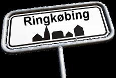 Esbjerg Ortsschild